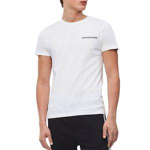Slim Slub Cotton T-shirt
