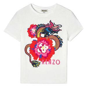 'Japanese Flower' T-shirt