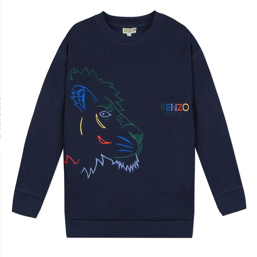 Bild 1 av Gemini 'Crazy Jungle' Sweatshirt