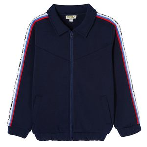 'Crazy Djungle' Reversible Jacket