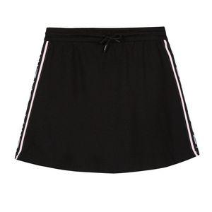 'Super Kenzo' Side Logo Skirt
