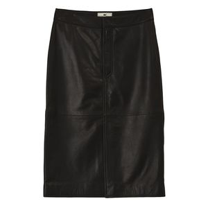 Millie Leather Skirt