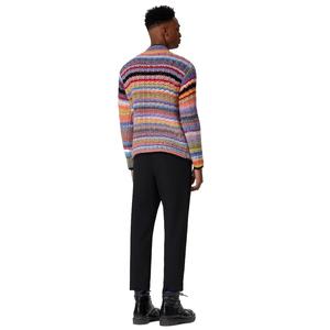 Bild 4 av Multi Coloured Stripes Jumper