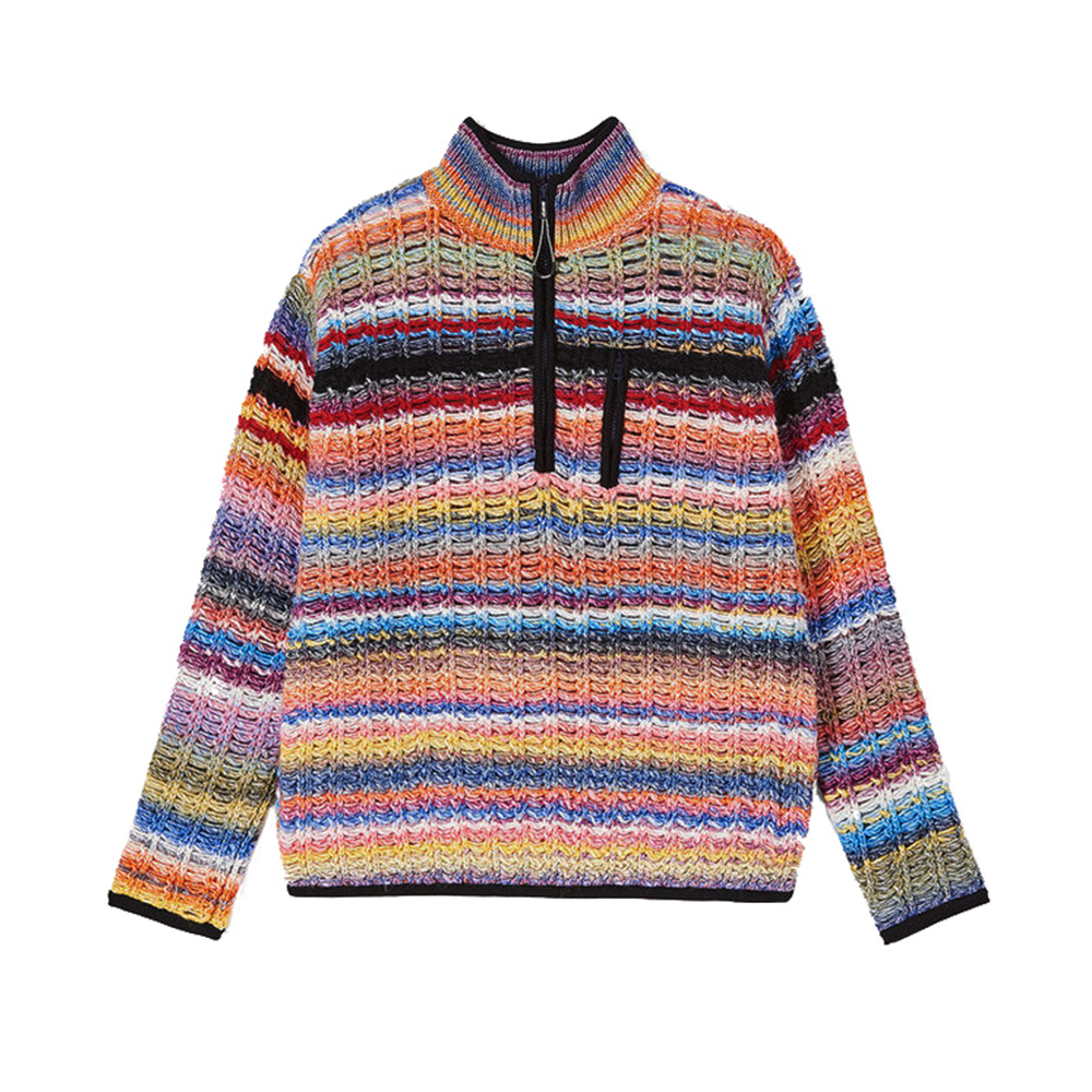 Bild 1 av Multi Coloured Stripes Jumper