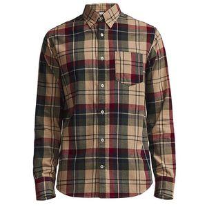 Levon Check Shirt 5913