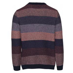 Bild 3 av Multi Colored Striped O-neck Knit