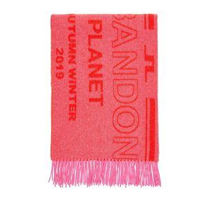 Frame Unisex Wool Scarf