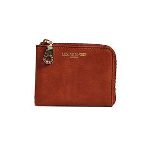 Meadow Premium Leather Zip Wallet