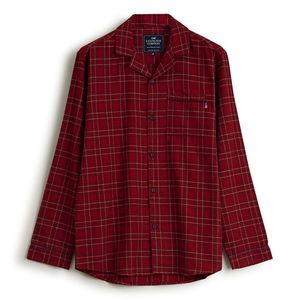 Holiday Unisex Checked Flannel Pajama