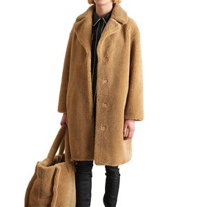Camille Cocoon Coat
