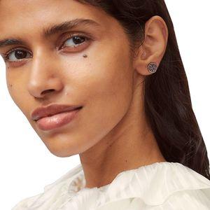 Bild 6 av Logo Circle Stud Earring