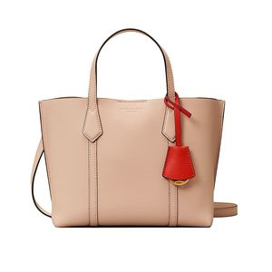 Perry Small Tripple-Compartment Tote