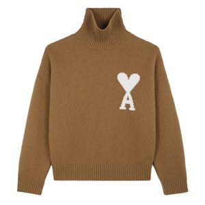 Oversize Polo Sweater
