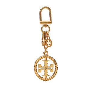Twisted Logo Key Ring