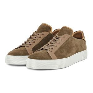 Low Top Suede Sneakers