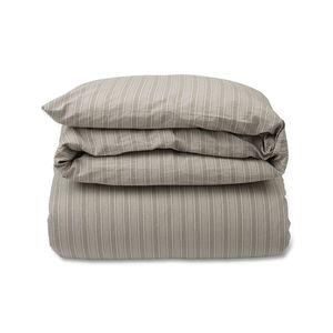 Striped Cotton Linen Duvet