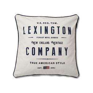 Lexington Logo Sham