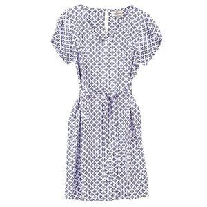Kristina Flower Dress