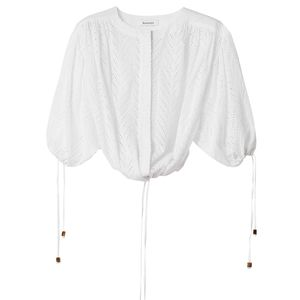 Breeze Embroidery Blouse