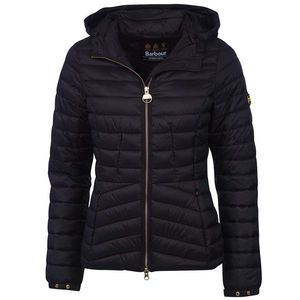 Score Quilted Jacket