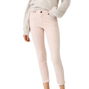 Zoe Pink Denim Pants