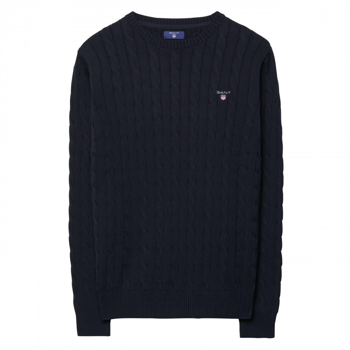 Bild 1 av Gant Teens Cotton Cable Crew