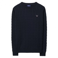 Gant Teens Cotton Cable Crew