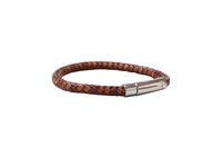 Bild 4 av Leather Bracelet 21 cm