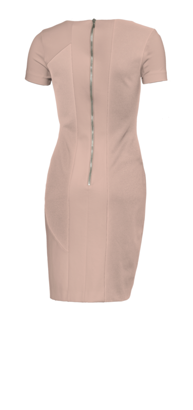 Bild 7 av Workday Bodycon Pink In Stock