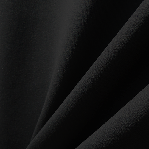 Bild 2 av Viscose stretch, black-used in Workday and Friday