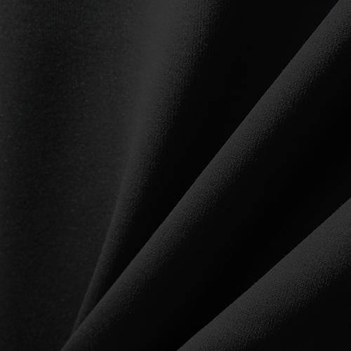 Bild 1 av Viscose stretch, black-used in Workday and Friday