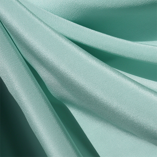 Bild 2 av  Silk crepe, dusty aqua-used in Saturday, Perfect Day and Elise