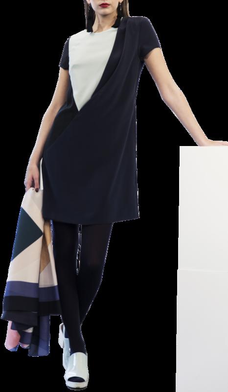 Bild 3 av Saturday silk dress