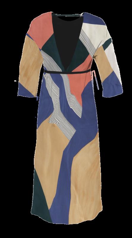 Bild 10 av Day silk dress