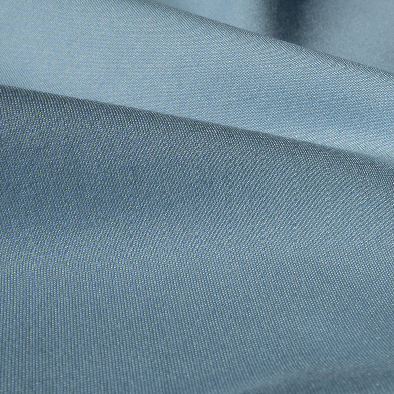 Bild 2 av Viscose stretch, Iceblue - used in Workday and Friday