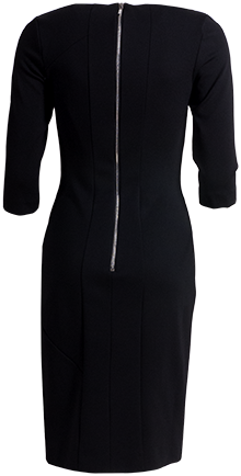 Bild 6 av Workday Bodycon Black In Stock