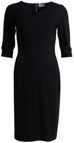 Bild 5 av Workday Bodycon Black In Stock