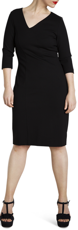Bild 3 av Workday Bodycon Black In Stock