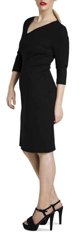 Bild 2 av Workday Bodycon Black In Stock