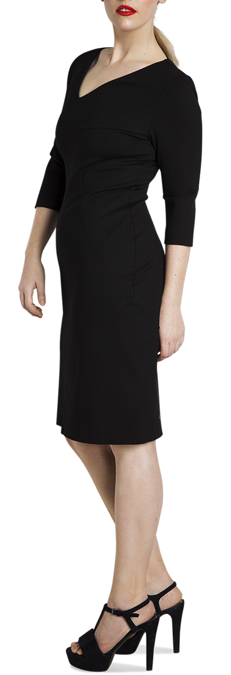 Bild 1 av Workday Bodycon Black In Stock