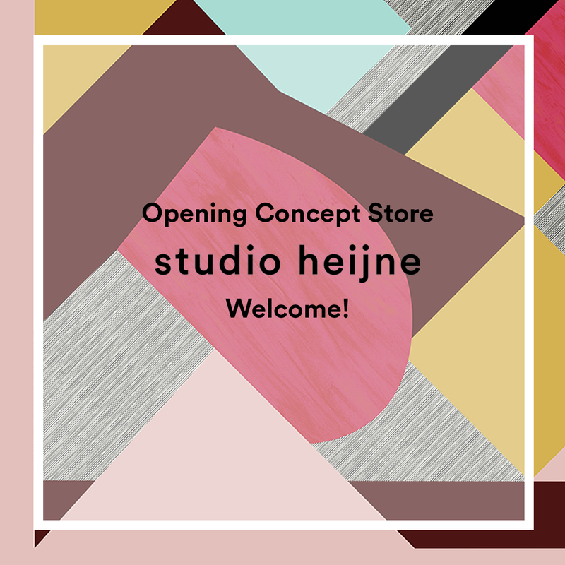 Invitation opening Concept Store
