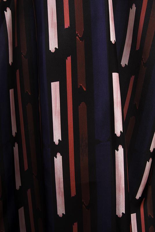 Bild 5 av silk scarf Gentle - 130 cm