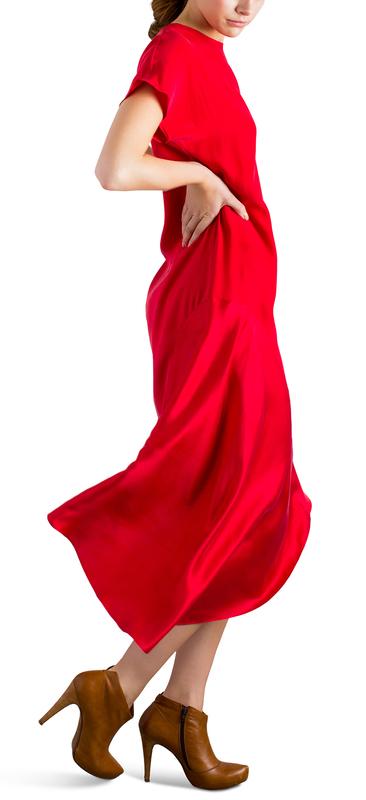 Bild 5 av Dance siden klänning
