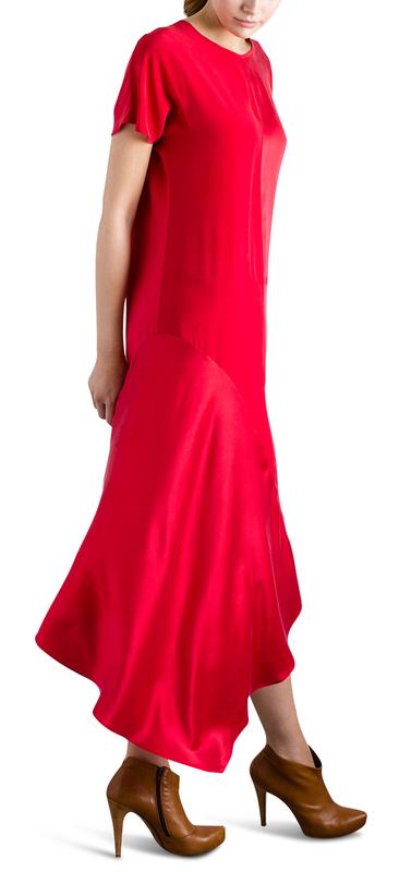 Bild 7 av Dance siden klänning