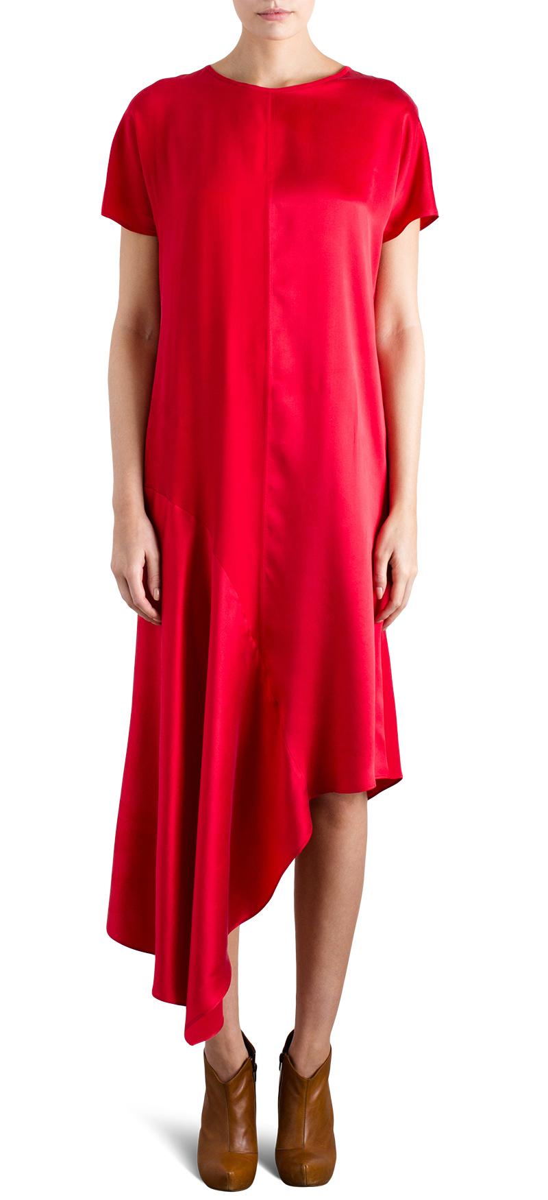 Bild 1 av Dance siden klänning