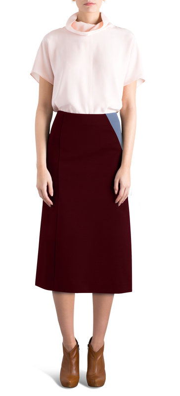Bild 2 av Workday skirt