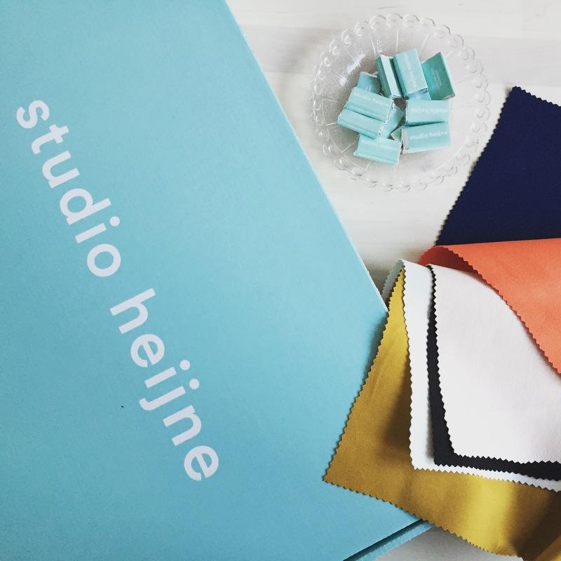 Förpackning och tyger Studio Heijne
