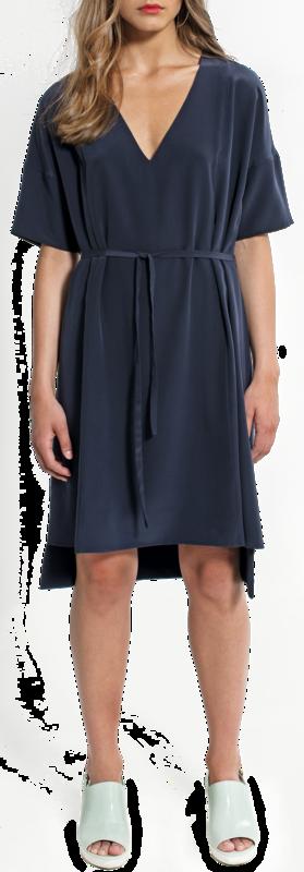 Bild 2 av Day silk dress