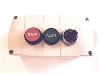 Start-stopp m vridpotentiometer