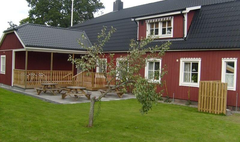 Invigningsfest i Näshults Bygdegård